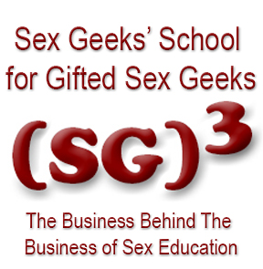 Sex Geek School For Gift Sex Geeks!